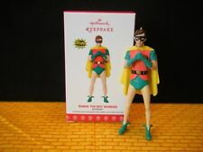 ROBIN: THE BOY WONDER Hallmark KEEPSAKE Batman Ornament 2017