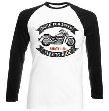 HONDA SHADOW VTT 1100-Neuf Coton T-Shirt-Toutes les tailles en stock