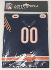 NFL Chicago Bears Jumbo Stretchable Book Cover Notebook Cover