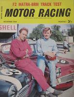 Motor Racing Magazine 11/1966 Vol.13, No.11
