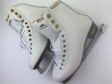 Lake Placid Alpine 900 Women's Size 9 Traditional Figure Ice Skate White