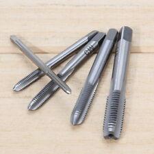 5x HSS Machine Screw Thread Metric Plug Hand Tap 3mm 4mm 5mm 6mm 8mm M3-M8 New