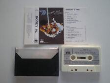 BONEY M. NigtFlight To Venus RARE SPAIN CASETTE ARIOLA 1978 Disco