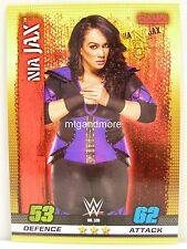Slam Attax - #120 Nia Jax - 10th Edition