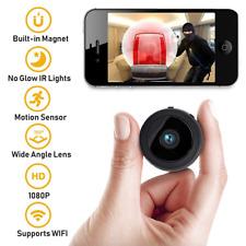 Security Hidden Spy Camera WIFI Wireless 1080P HD Mini Nanny Cam CCTV Night