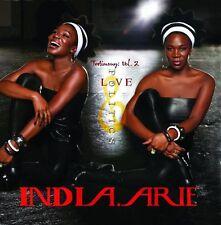 India.Arie - Testimony 2: Love & Politics [New Vinyl LP]