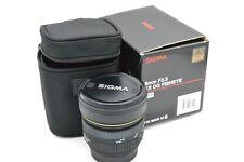 Nikon Fit Sigma EX DG 8mm F3.5 Lens Boxed