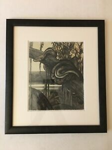 "Paul Jouve ""Python"" (Original 1930)"