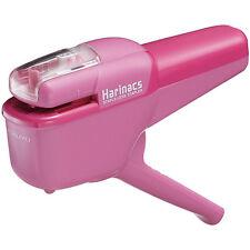 Kokuyo Harinacs Stapleless Stapler 10 Sheets Sln Msh110p Pink
