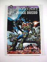 "DC Comics Batman/Judge Dredd ""Die Laughing"" No. 2 TPB 1999 (VF)"