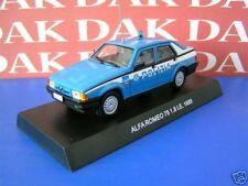 Die cast 1/43 Modellino Auto Polizia Police Alfa Romeo 75 1.8 IE 1988