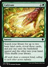 CULTIVATE Commander 2017 MTG Green Sorcery Com