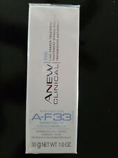 Avon Anew Clinical Pro Line Eraser Treatment A-F33 1 Oz. New in Sealed Box
