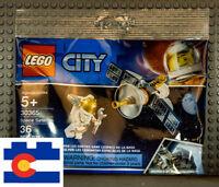 Lego 30365 Lego Space Satellite New Sealed in Hand NASA Space-X ESA Astronaut
