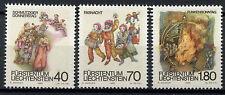 Liechtenstein 1983 SG # 813-5 SHROVETIDE & accordato doganale MNH Set #D 1212