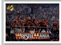 1990 Classic WWF WWE History of Wrestlemania #6 Battle Royal