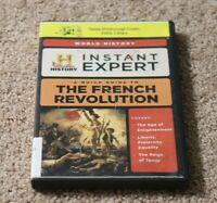 Instant Expert: French Revolution World History DVD FreeShip