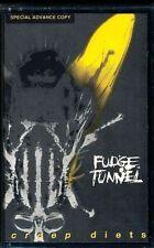 Fudge Tunnel Creep Diets 5 track sealed advance Cassette