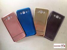 cover case cover silicone TPU nuovo disegno metallizzato Samsung Galaxy A5 2016
