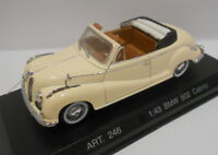 Corgi Detail 1/43 Scale - ART.246 BMW 502 CABRIO CREAM