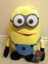 """Despicable Me 2 Plush 3D - Minion 20"""" inches - BRAND NEW - Dave"""