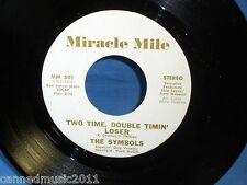 Symbols: Two Time Double Timin' Loser / Never Come Back   [NEW]