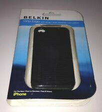 Belkin Grip Ergo With Strap Brand New Black Protective Case