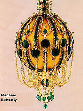 The Cracker Box Madame Butterfly Christmas Ornament Kit