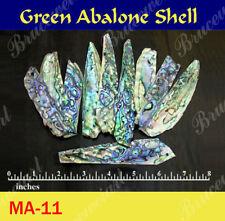 Free Shipping, Inlay Material Abalone Shell Blanks - 50pcs ( GMA-11)