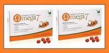2 X PHARMA NORD OMEGA 7 SEA BUCKTHORN OIL 150 CAPS EACH MENOPAUSE DRY