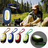 Waterproof Mini LED Portable Flashlight Camping Keychain Torch Light Lamp