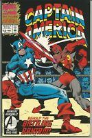 Captain America Annual #12 : Marvel Comics : 1993