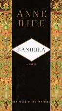 Pandora by Anne Rice Hardcover (New Tales of the Vampires book 1)  FREE SHIPPING