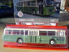n° 28 BROSSEL A 92 DARL Autobus et Autocar du Monde année 1962 1/43 Neuf boite