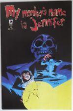 2002 MY MONKEY'S NAME IS JENNIFER  #2  -   VF                      (INV17391)