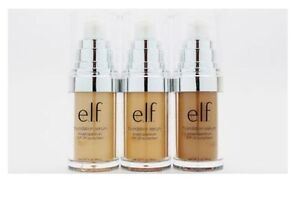 e.l.f. Foundation Serum Makeup ~ Deep