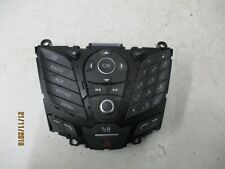 FORD FIESTA MK7 2017 RADIO STEREO FACE AUDIO CONTROL SWITCH BUTTONS C1BT18K811PA