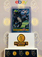 1993 Classic #10 Jerome Bettis RC Rookie Football Card NM/M MINT Conditon