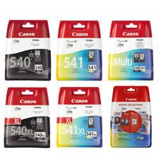 Genuine Canon PG-540/XL Black / CL-541/XL Colour Ink Cartridges - TS5151 Printer