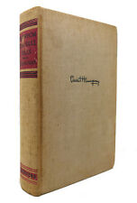 Ernest Hemingway FOR WHOM THE BELL TOLLS  1st Edition Early Printing