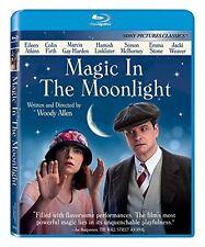 Magic in the Moonlight: Movie starring Emma Stone BluRay Brand NEW!