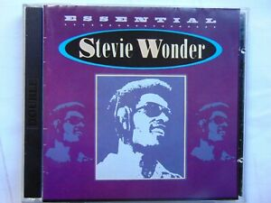 Stevie Wonder - Essential - 2 CD - FREE POST