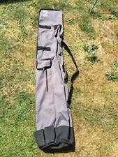 "Drennan 'SERIES 7' 6-Tube Rod Holdall - 4 x Ext Pockets - 1.9m / 6'2"" long - VGC"