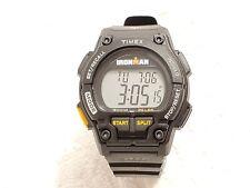 Timex Ironman Shock Indiglo Triathlon Digital Watch 200 Meters Chronograph