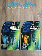 * Star Wars POTF * 2-1B Medic Droid lot * MOC Figures * Both Variants holo