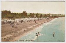 Devon postcard - Paignton, Bathing Beach
