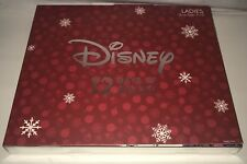 Disney 12 Days of Socks Advent Ladies Gift Set Womens Shoe Size 4-10