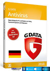 G Data Antivirus 2018 Vollversion 1 PC & Handbuch (PDF) Download NEU
