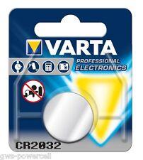 50 x Original Varta CR2032 Litihum Batterie 6032 Knopfzelle 3V Blister DL2032