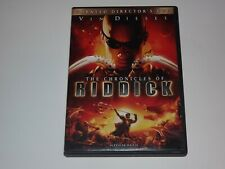 The Chronicles of Riddick (Dvd, Unrated Directors Cut - Widescreen) Vin Diesel